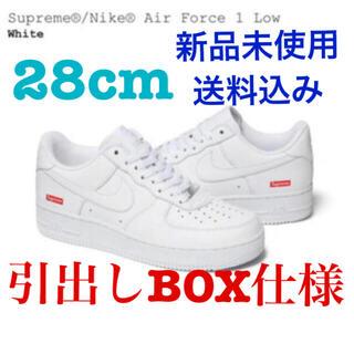 Supreme - 【28cm送料込】SUPREME NIKE AIR FORCE 1 LOW