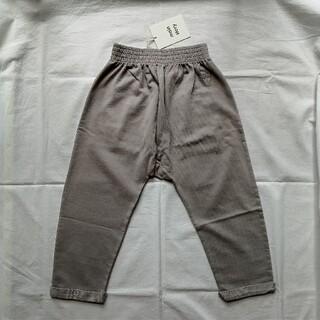 コドモビームス(こども ビームス)のmainstory slouchy sweatpants 4-5y パンツ(パンツ/スパッツ)
