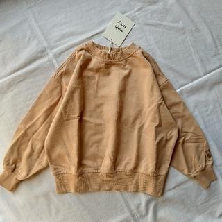 コドモビームス(こども ビームス)のmainstory oversized sweatshirt 4-5y(Tシャツ/カットソー)