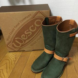 ウエスコ(Wesco)のWESCO ブーツ オリーブ(ブーツ)