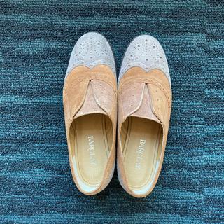 バークレー(BARCLAY)のBARCLAY(バークレー)ウィングチップレースアップシューズ(ローファー/革靴)