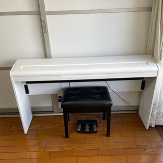 KORG - KORG電子ピアノホワイトLP-180
