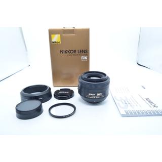 Nikon - 【美品】AF-S DX 35mm F1.8G 単焦点レンズ