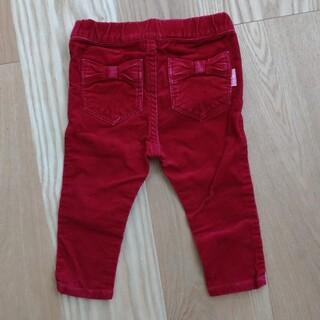 ミキハウス(mikihouse)のMIKIHOUSE(ミキハウス) コーデュロイ パンツ ズボン 80cm(パンツ)