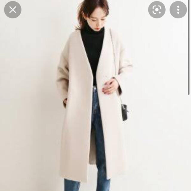 IENA(イエナ)の〜24日 専用です レディースのジャケット/アウター(ロングコート)の商品写真