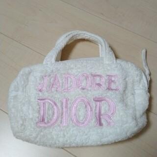 ディオール(Dior)のディオール パイルバッグ(ハンドバッグ)