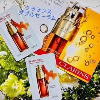 CLARINS - クラランス ダブルセーラム 美容液 サンプル