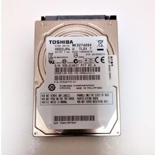 東芝 HDD320GB 動作品より抜き取り【1】