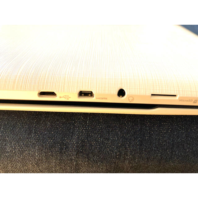 Acer(エイサー)の新同パソコンacer☆Office搭載2in1 タブレットPC エイサーSW3 スマホ/家電/カメラのPC/タブレット(ノートPC)の商品写真