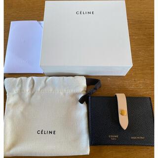 celine - 新品未使用 CELINE セリーヌ オールドセリーヌ カードホルダー