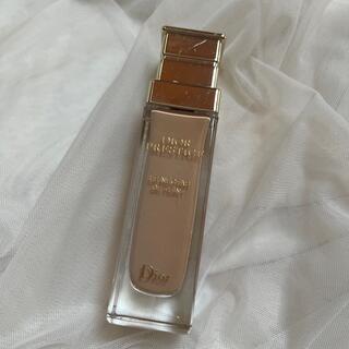 Dior - dior プレステージ ルフルイドタンドゥローズ