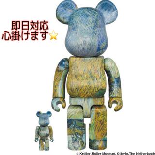 MEDICOM TOY - 【新品】BE@RBRICK Van Gogh ベアブリック ゴッホ展オリジナル