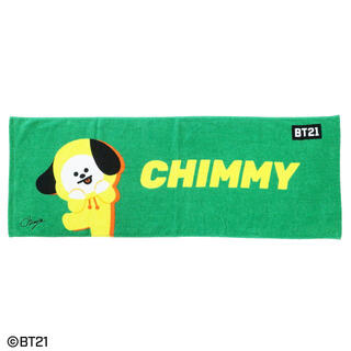防弾少年団(BTS) - 【新品】 BT21  スポーツタオル CHIMMY   チミー
