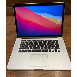 Mac (Apple) - MacBook Pro (Retina, 15-inch, Mid 2015)