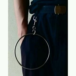 クロムハーツ(Chrome Hearts)の超特大163mm♥フープリングアクセサリー マルタンマルジェラ リミフゥ好きに(リング(指輪))