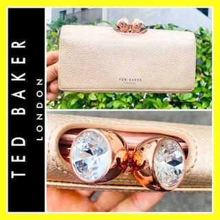 テッドベイカー(TED BAKER)の大丸購入■クリスタル使用■TED BAKER LONDON テッドベイカー財布(財布)