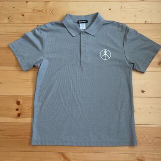 ビームス(BEAMS)のgolfickers ポロシャツMサイズ グレー(ウエア)
