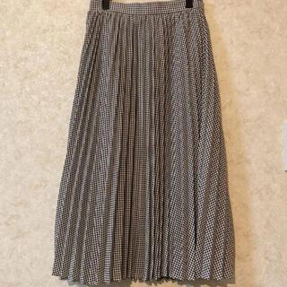 GU - GUプリーツロングスカート
