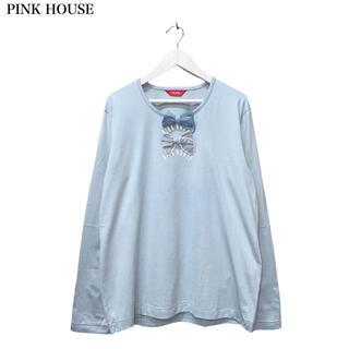 ピンクハウス(PINK HOUSE)の【PINK HOUSE】リボンカットソー トップス ピンクハウス(カットソー(長袖/七分))