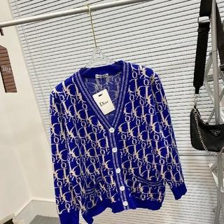 Dior - Diorディオール男女兼用綺麗です メリヤスのカーディガン