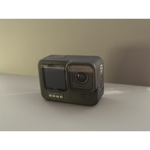 GoPro(ゴープロ)のゴリ様専用 GoPro HERO 9 BLACK スマホ/家電/カメラのカメラ(ビデオカメラ)の商品写真