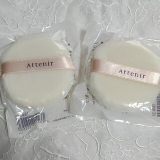Attenir - アテニア ブライトニングルースパウダー用パフ 2個
