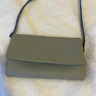 ビームス(BEAMS)のお財布ポシェット ウォレットポシェット(財布)