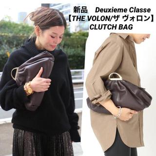 ドゥーズィエムクラス(DEUXIEME CLASSE)の新品未使用 【THE VOLON/ザ ヴォロン】 CLUTCH BAG (クラッチバッグ)
