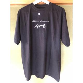 リックオウエンス(Rick Owens)のRick Owens Tシャツ(Tシャツ/カットソー(半袖/袖なし))