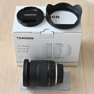 TAMRON - TAMRON 17-35mm F/2.8-4 Di OSD ニコン用