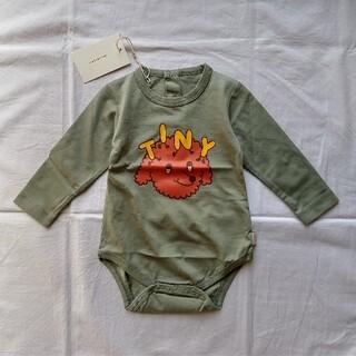 コドモビームス(こども ビームス)のtinycottons Baby Tiny Dog Body 6M ロンパース(ロンパース)