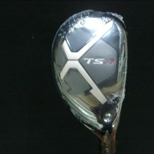 Titleist(タイトリスト)の新品タイトリストTS3 UT 21°/ N.S.PRO 950GH neo S  スポーツ/アウトドアのゴルフ(クラブ)の商品写真
