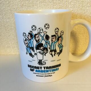 soccer junky マグカップ アルゼンチン代表