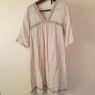 ショコラフィネローブ(chocol raffine robe)のショコラフィーネ ワンピース(ひざ丈ワンピース)