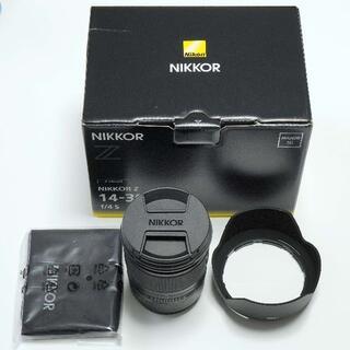 Nikon - 【新同品】NIKKOR Z 14-30mm f/4 S