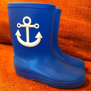 crocs - 美品💐送料込み💐長靴 ブルー 16センチ🌺青 幼稚園 美品 青 男の子