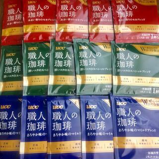 ユーシーシー(UCC)の【数量限定販売】UCC職人の珈琲ドリップコーヒーセット(コーヒー)