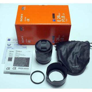 SONY - 【新同品】Sonnar T* E 24mm F1.8 ZA SEL24F18Z