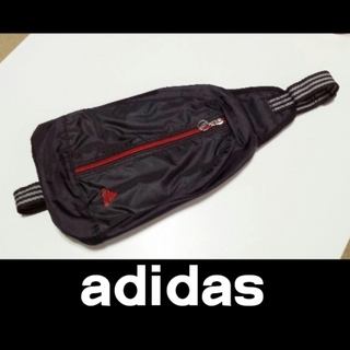 アディダス(adidas)の販売は11月いっぱい!様▼専用(ボディバッグ/ウエストポーチ)