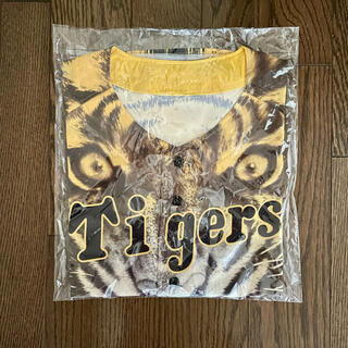 ミズノ(MIZUNO)のMIZUNO ミズノ Tigers 阪神タイガース ウル⻁ イエローユニフォーム(応援グッズ)