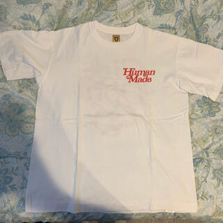 Supreme - Girls Don't Cry × Human Made Tシャツ