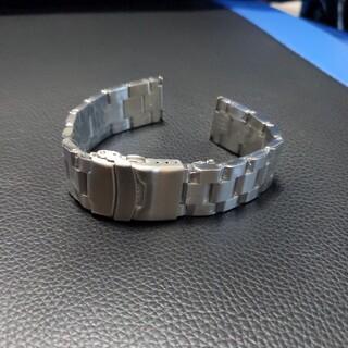 新品 腕時計 ステンレス製 ブレスレット 20mm ベルト