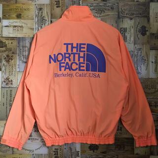 THE NORTH FACE - 90s ノースフェイス ビビットカラー ナイロンジャケット フライトジャケット