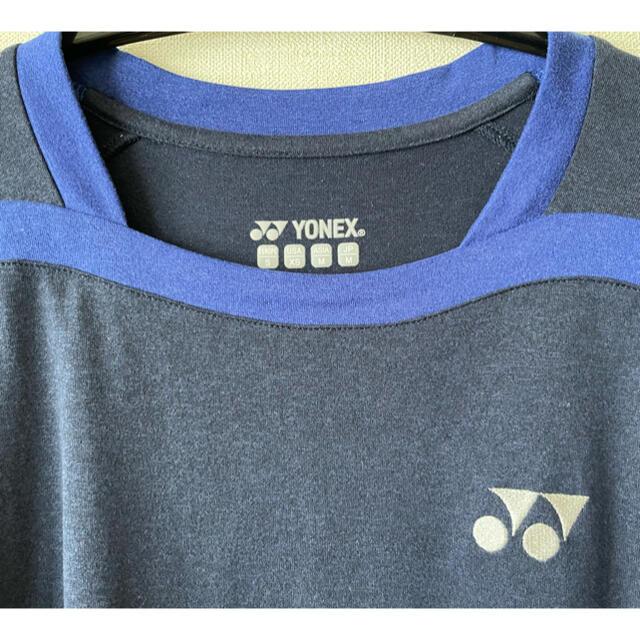 YONEX(ヨネックス)のヨネックス プラクティスシャツ M 長袖 スポーツ/アウトドアのテニス(ウェア)の商品写真