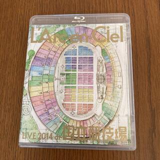 ラルクアンシエル(L'Arc~en~Ciel)のL'Arc~en~Ciel LIVE 2014 at 国立競技場 Blu-ray(ミュージック)
