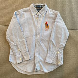 Ralph Lauren - ラルフローレン オックスフォード シャツ 120 130