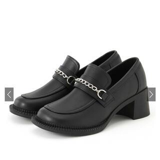 グレイル(GRL)のGRLグレイルレザービットチェーンローファー(ローファー/革靴)