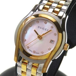 Gucci - グッチ 腕時計   5500L