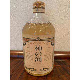 ★薩摩酒造★古酒★神の河 25度 720ml★麦製ラベル★(焼酎)