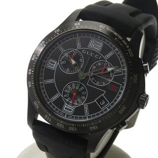 Gucci - グッチ 腕時計 Gタイムレス クロノ  126.2